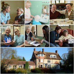 Shortlisted for Best Care Home