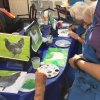 Painting farm animals with Creative Minds